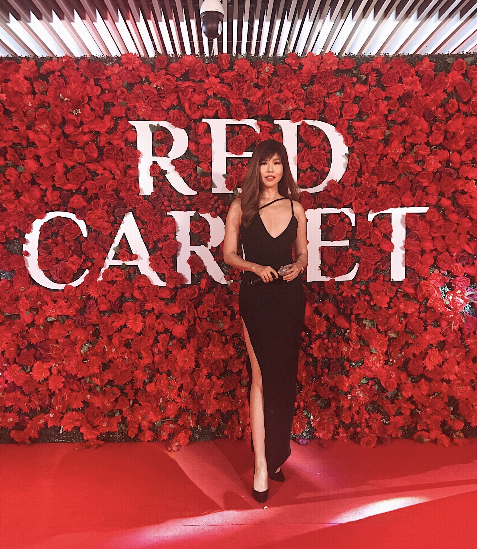 Bianca Valerio Red Carpet Host