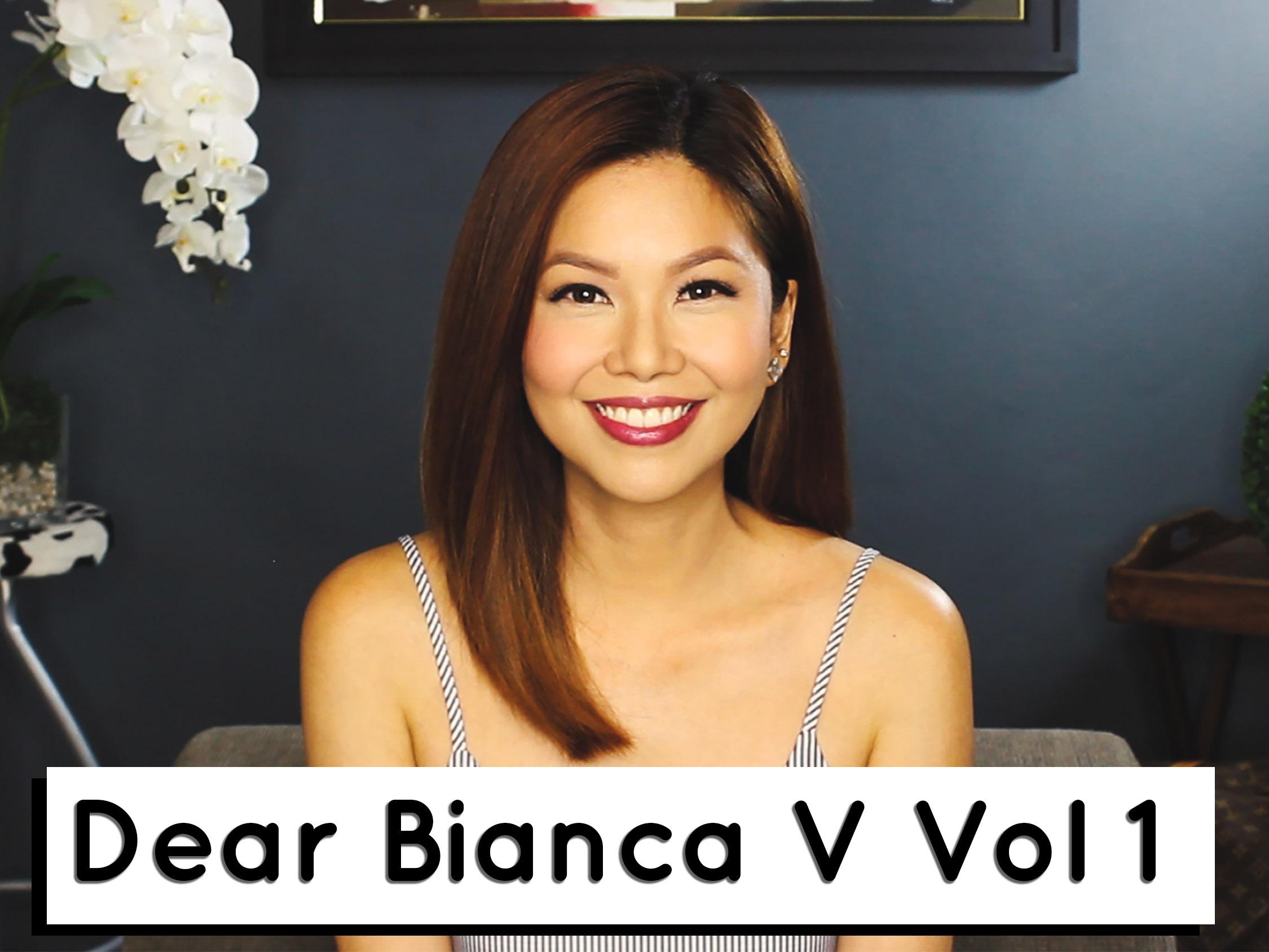 Bianca Valerio #DearBiancaV