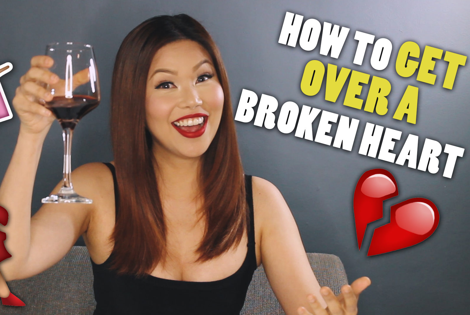how to get over a broken relationship fast