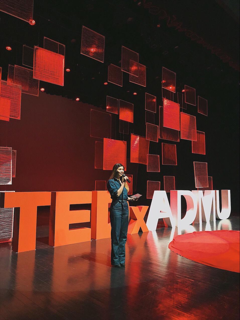 Bianca Valerio TED Talk