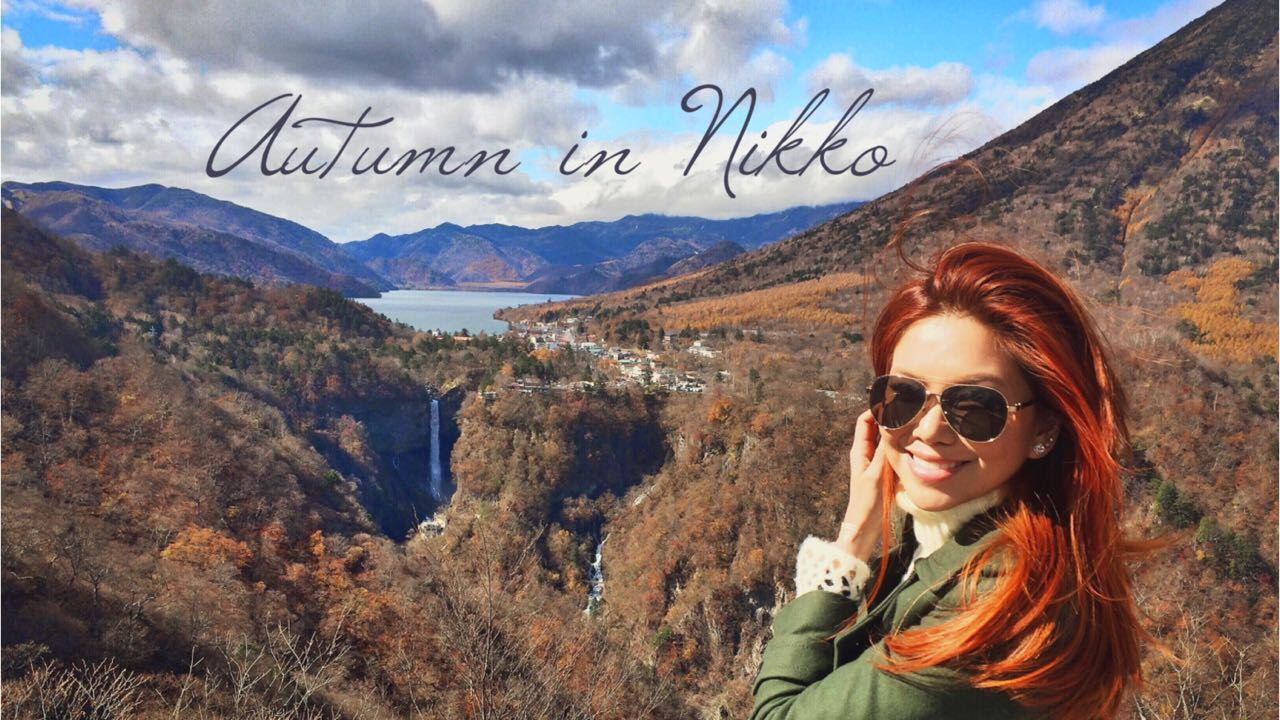 Bianca Valerio Autumn Nikko Japan