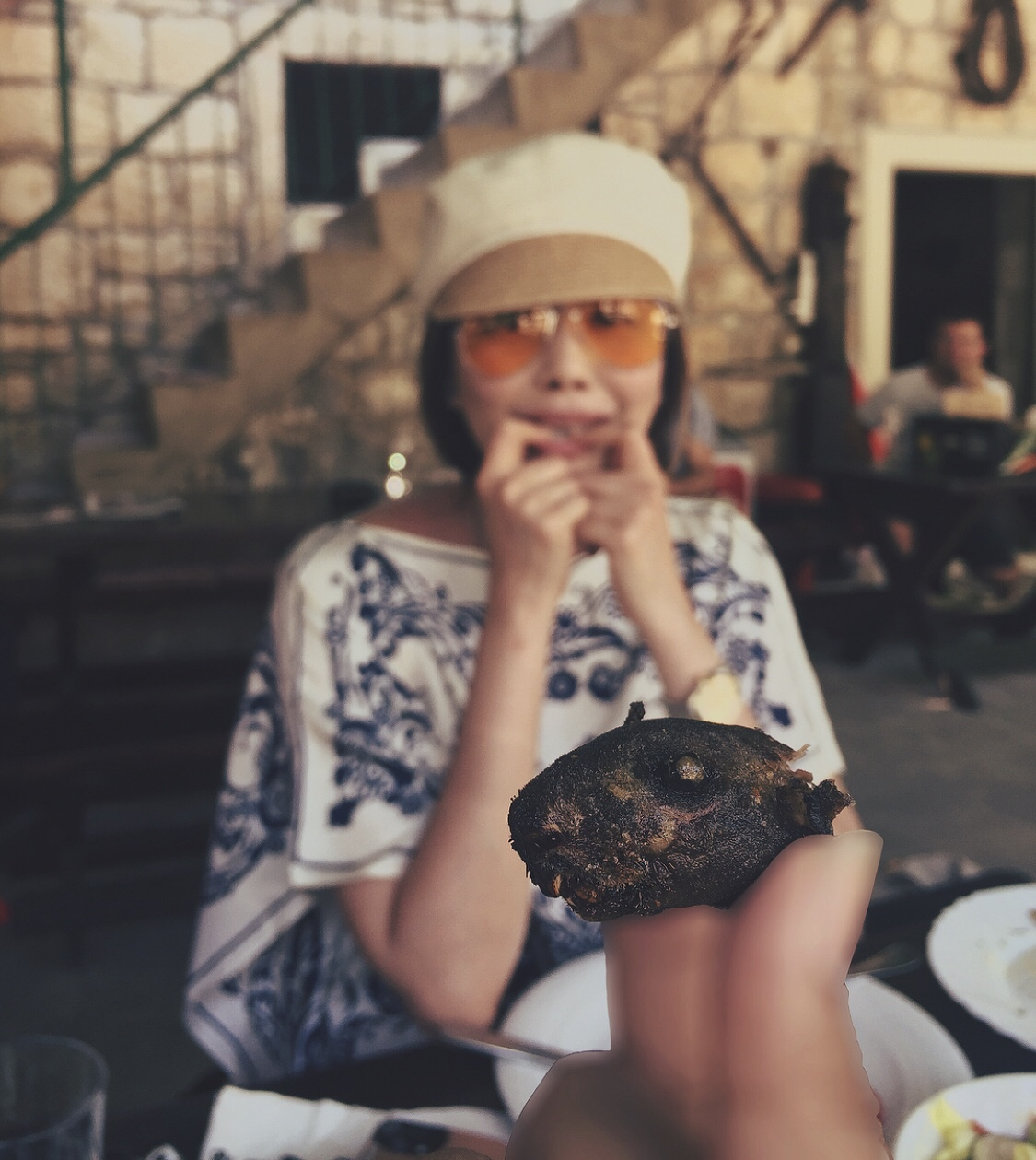 Bianca Valerio Rat Meat Croatia